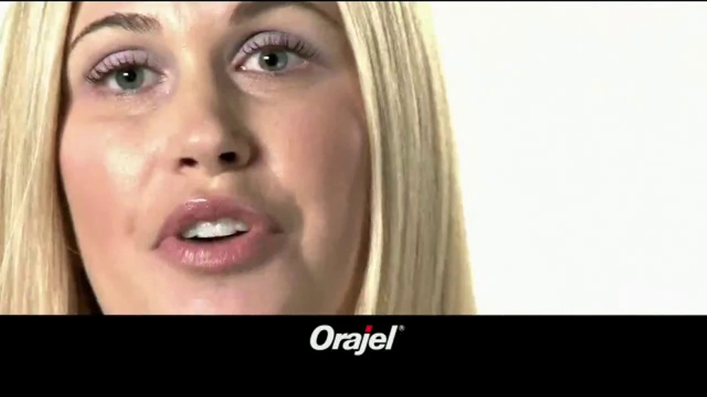Orajel TV Commercial, 'Blind Date'