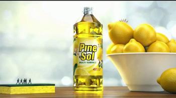 Pine Sol TV Spot, 'Poder limpiador' [Spanish] - Thumbnail 1