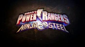 Power Rangers Ninja Steel Megazord TV Spot, 'Victory Is Yours' - Thumbnail 1