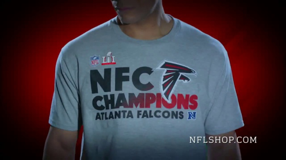 5cf5c4f66 NFL Shop Conference Championship Trophy Collection TV Commercial ...