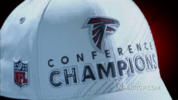 NFL Shop Conference Championship Trophy Collection TV Spot, 'NFC Champions' - Thumbnail 2