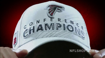 NFL Shop Conference Championship Trophy Collection TV Spot, 'NFC Champions' - Thumbnail 3