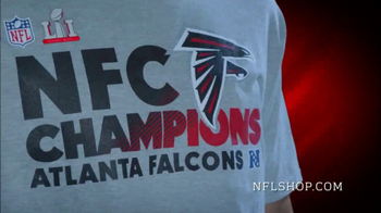 NFL Shop Conference Championship Trophy Collection TV Spot, 'NFC Champions' - Thumbnail 4