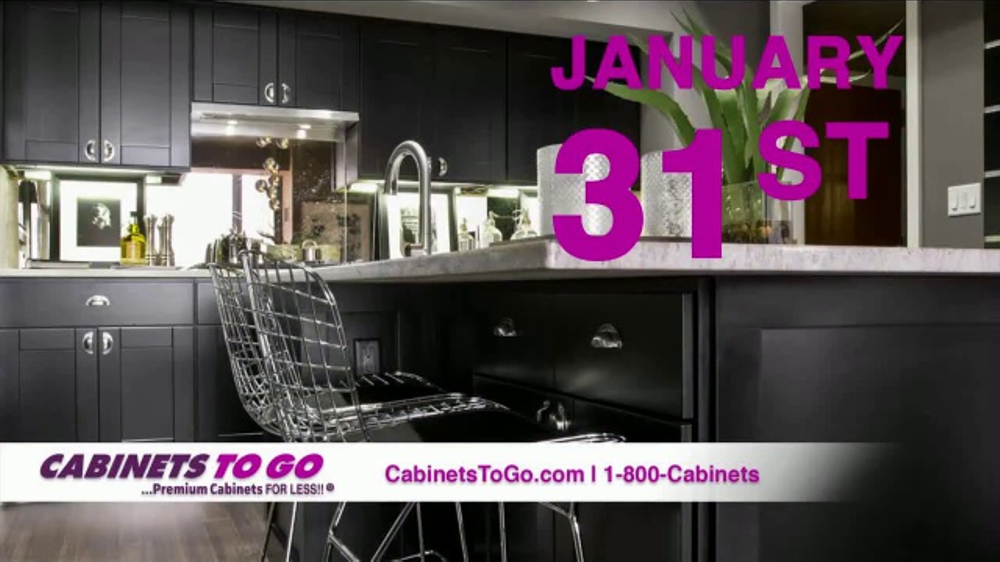 Kitchen Cabinets To Go | Cabinets To Go Tv Commercial New Year New Deals Ispot Tv