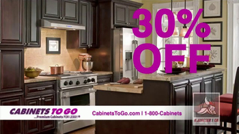 Cabinets To Go TV Spot, 'New Year New Deals!' - Thumbnail 5