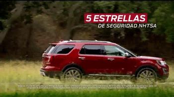 Ford TV Spot, 'Los SUVs más seguros de Tejas' [Spanish] [T2] - Thumbnail 5