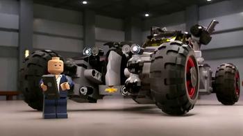 Chevrolet TV Spot, 'El totalmente nuevo Batimóvil LEGO de Chevy' [Spanish]  [T1] - Thumbnail 1