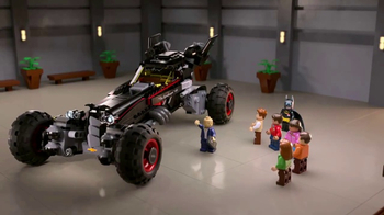 Chevrolet TV Spot, 'El totalmente nuevo Batimóvil LEGO de Chevy' [Spanish]  [T1] - Thumbnail 3