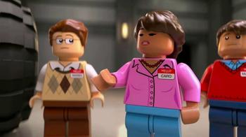 Chevrolet TV Spot, 'El totalmente nuevo Batimóvil LEGO de Chevy' [Spanish]  [T1] - Thumbnail 9