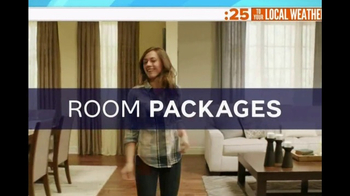 Ashley HomeStore The Big Event TV Spot, 'Stylish Room Packages' - Thumbnail 2