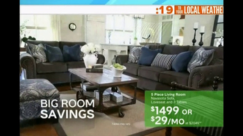 Ashley HomeStore The Big Event TV Spot, 'Stylish Room Packages' - Thumbnail 4