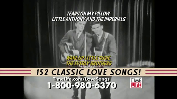 Classic Love Songs of Rock N Roll TV Spot, '152 Classic Hits' - Thumbnail 4