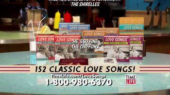 Classic Love Songs of Rock N Roll TV Spot, '152 Classic Hits'