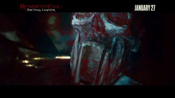 Resident Evil: The Final Chapter - Alternate Trailer 6