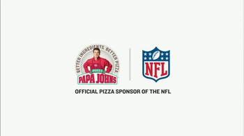 Papa John's TV Spot, 'Better Football: Green Bay Packers' - Thumbnail 10
