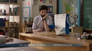 Progressive TV Spot, 'Career Day' - Thumbnail 1