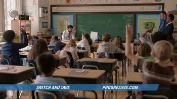 Progressive TV Spot, 'Career Day' - Thumbnail 5