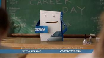 Progressive TV Spot, 'Career Day' - Thumbnail 6