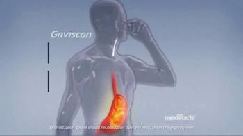 Gaviscon TV Spot, 'MediFacts: Heartburn' - Thumbnail 6