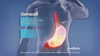 Gaviscon TV Spot, 'MediFacts: Heartburn' - Thumbnail 7