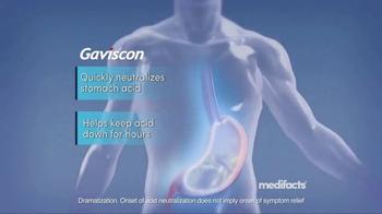 Gaviscon TV Spot, 'MediFacts: Heartburn' - Thumbnail 8