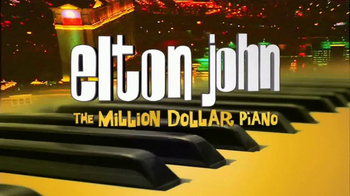 AXS.com TV Spot, 'Elton John The Million Dollar Piano: Spring 2017'