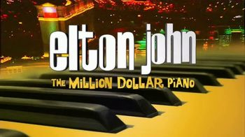 AXS.com TV Spot, 'Elton John The Million Dollar Piano: Spring 2017'