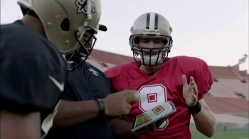 Microsoft Surface TV Spot, 'NFL Sidelines: Dolphins vs. Steelers' - Thumbnail 10