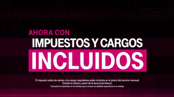 T-Mobile One TV Spot, 'Se acabaron los impuestos inesperados' [Spanish] - Thumbnail 8