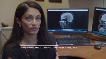 NFL TV Spot, 'Diagnosing Concussions' - 14 commercial airings