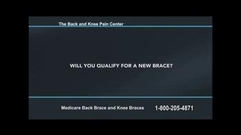 Back and Knee Brace Center TV Spot, 'Chronic Pain' - Thumbnail 4