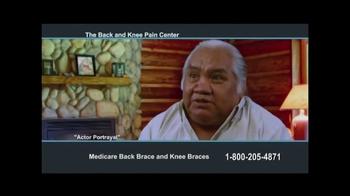 Back and Knee Brace Center TV Spot, 'Chronic Pain' - Thumbnail 5