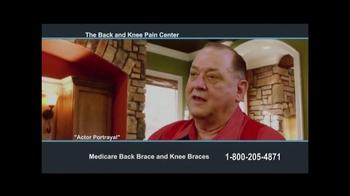 Back and Knee Brace Center TV Spot, 'Chronic Pain' - Thumbnail 6