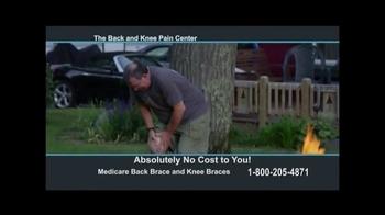 Back and Knee Brace Center TV Spot, 'Chronic Pain' - Thumbnail 7