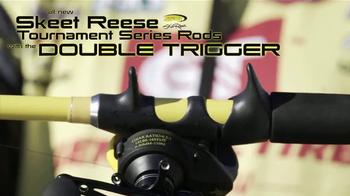 Wright & McGill TV Spot, 'Skeet Reese Tournament Series Rods' - Thumbnail 1
