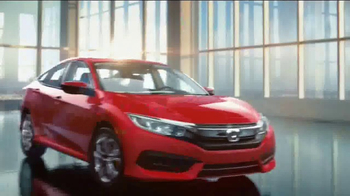 2017 Honda Civic TV Spot, 'The Dreamer: Fantasy' Song by Empire of the Sun [T2] - Thumbnail 7