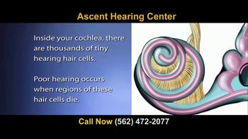 Ascent Hearing Center TV Spot, 'Hear But Don't Understand?' - Thumbnail 3
