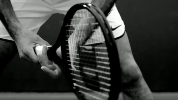 Tennis Warehouse Wilson Pro Staff RF97 Autograph TV Spot, 'Legend' - Thumbnail 8