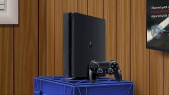 PlayStation 4 TV Spot, 'Adult Swim: Carl' - Thumbnail 1
