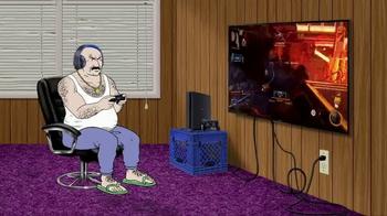 PlayStation 4 TV Spot, 'Adult Swim: Carl' - Thumbnail 2