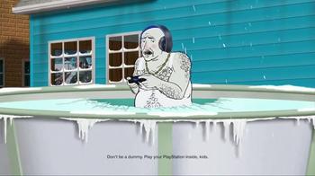 PlayStation 4 TV Spot, 'Adult Swim: Carl' - Thumbnail 4