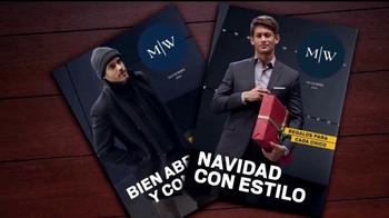 Men's Wearhouse TV Spot, 'Resoluciones con estilo' [Spanish] - Thumbnail 1