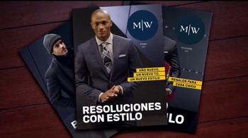 Men's Wearhouse TV Spot, 'Resoluciones con estilo' [Spanish] - Thumbnail 2