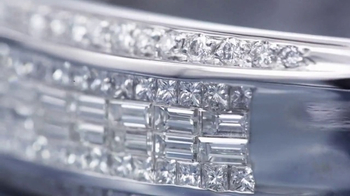 Jewelry Exchange TV Spot, 'Luxury: Studs and Bracelet' - Thumbnail 1