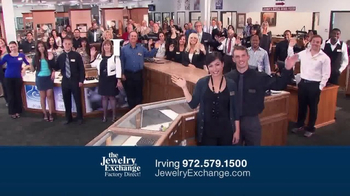 Jewelry Exchange TV Spot, 'Luxury: Studs and Bracelet' - Thumbnail 7