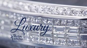 Jewelry Exchange TV Spot, 'Luxury: Studs and Bracelet' - Thumbnail 2