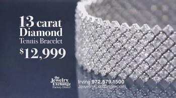 Jewelry Exchange TV Spot, 'Luxury: Studs and Bracelet' - Thumbnail 4