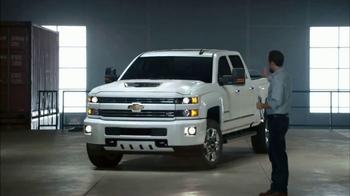 Chevrolet TV Spot, 'Meet the Chevy Silverado Special Editions' [T2] - Thumbnail 1