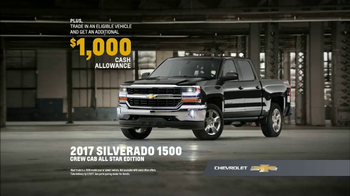 Chevrolet TV Spot, 'Meet the Chevy Silverado Special Editions' [T2] - Thumbnail 8
