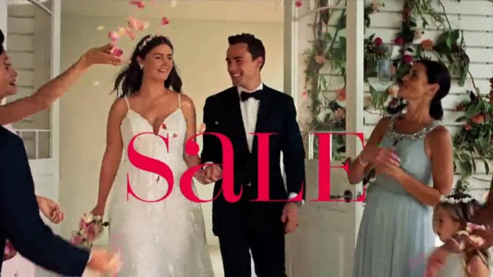 David\'s Bridal $99 Sale TV Commercial, \'Dream Dress Sale Extended ...